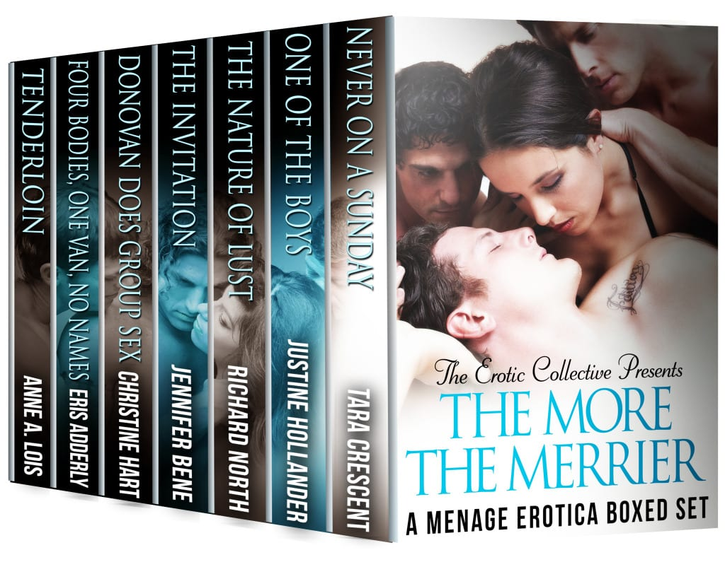 The More The Merrier Boxed Set