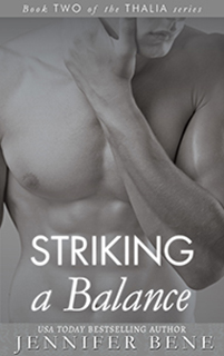 Striking a Balance (Thalia Book 2)