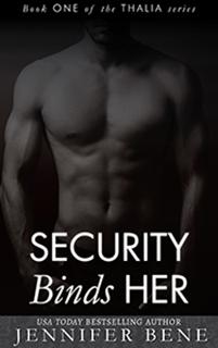 Security Binds Her (Thalia Book 1)