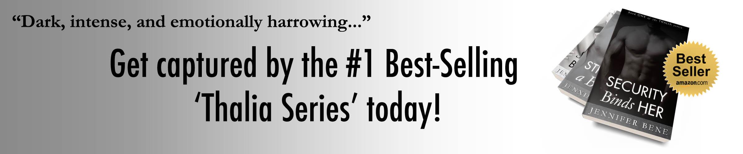 #1 bestselling Thalia series